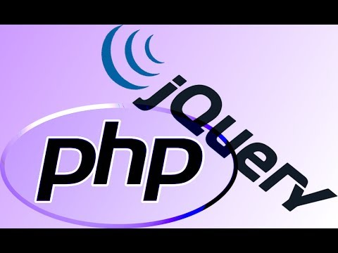 JQuery Ajax PHP Dynamic Content Loading