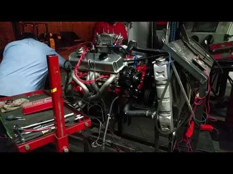 Mopar 408 Stroker, Indy 360-1 heads