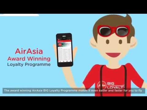 AIrAsia BIG Mobile App Education (Eng)
