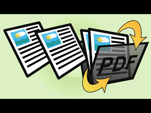 RTF File to PDF Android App