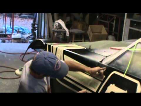 How to Make Custom Paint Designs for a Car How To Paint Your Car: VINYL GRAPHICS YOUTUBE !!!