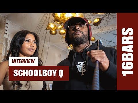 Xxx Mp4 ScHoolboy Q Interview Quot A AP Rocky Stop Calling Me Quot 16BARS 3gp Sex