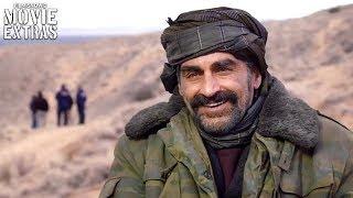 "12 Strong | On-set visit with Navid Negahban ""General Dostum"""