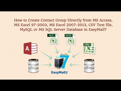 See Super Fast Import in EasyMail7 in action