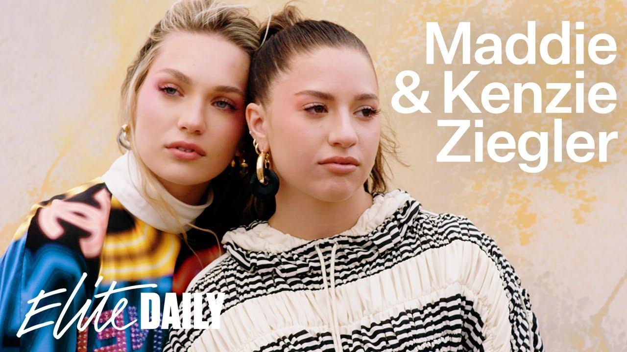 Maddie & Kenzie Ziegler Reveal Their Firsts & Lasts | Elite Daily