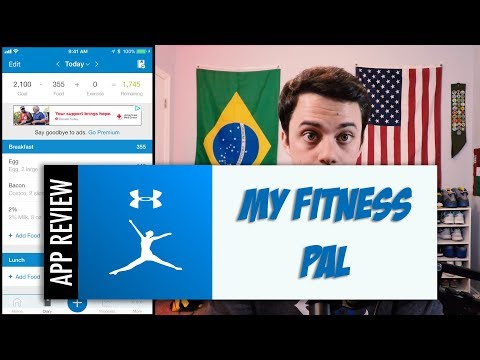My Fitness Pal - Calorie counter and fitness tracking app