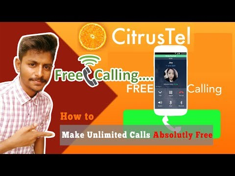 how to make free calls in android phone!!!!! 100% works
