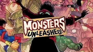 Marvel Monsters Unleashed New Details Released !