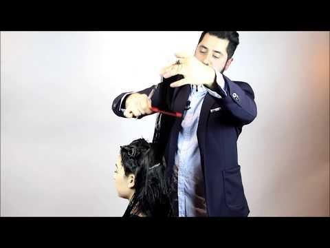 How to cut long hair layered cut. Full step by step TUTORIAL.