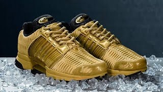 "buy online afbbf 8859e Unboxing  adidas ClimaCool 1 ""Precious Metals"" Pack - Gold"