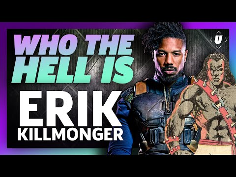 Who The Hell Is Black Panther's Erik Killmonger?