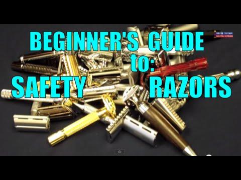 Beginner's Guide To Safety Razor Shaving