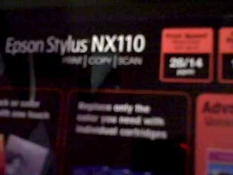 DIY_How_To_Replace_Epson_NX110_Printer_Cartridge