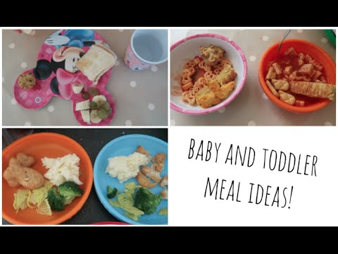 WHAT MY KIDS EAT | BABY & TODDLER EDITION #2