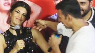 OMG! Akshay Kumar CALLS Jacqueline Fernandez BHABHI