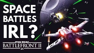What Would A Star Wars Space Battle Look Like?