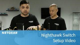 How to Set Up a NETGEAR Nighthawk Switch