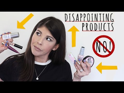Disappointing Products! Round 3! Save Your Money! $