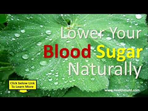 How To Lower High Blood Sugar Fast  | 4 Ways To Reduce Blood Sugar