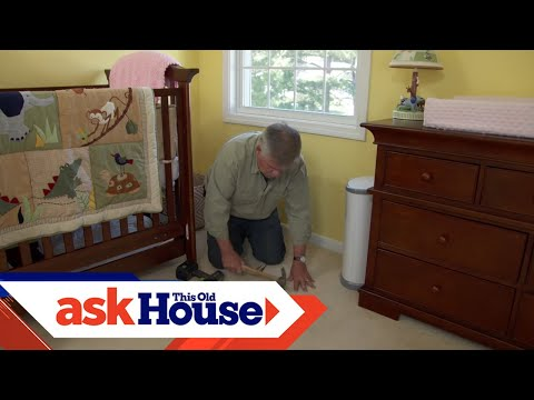 How to Quiet Squeaky Carpeted Floors