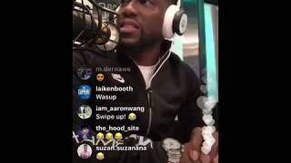 Download KEVIN HART LOL RADIO ON SIRIUS XM - TALKS BEING TO OLD FOR THE CLUBS & GOAT COMEDIANS Video