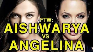 For The Win: Aishwarya Rai vs Angelina Jolie (HINDI SUB)