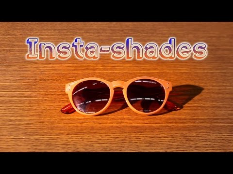 Insta-shades Commercial