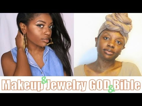 Why I Stopped Wearing Makeup & Jewelry, What God Thinks About It, Bible PT3