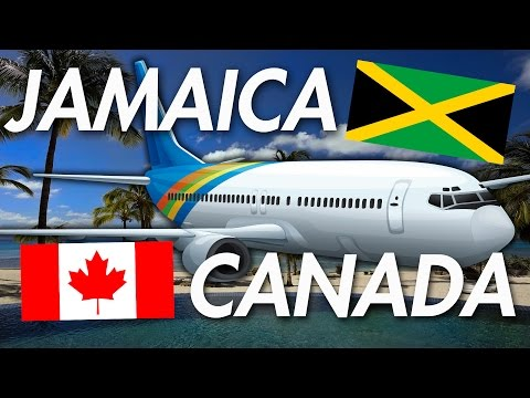 MOVING VLOG: Jamaica to Canada!