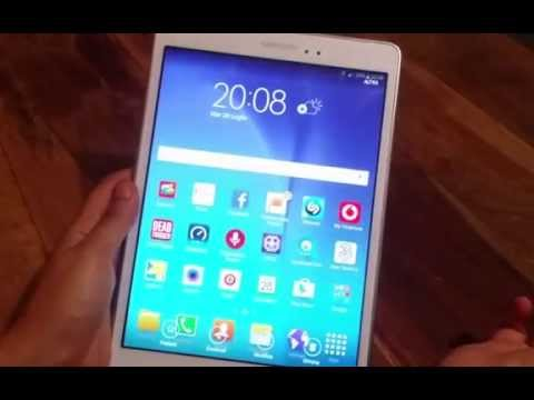 Come scattare uno screen shot con Samsung Galaxy Tab A