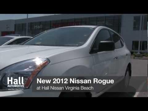 New 2012 Nissan Rogue Video at Hall Nissan Virginia Beach