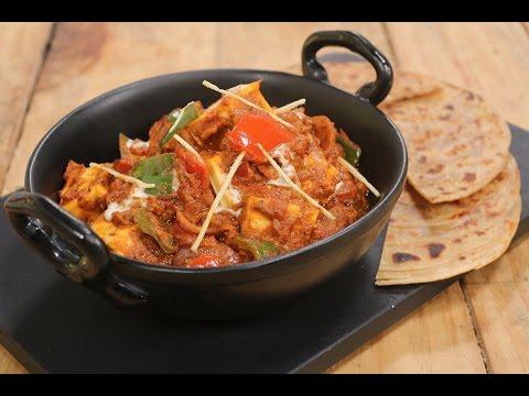 Kadai Paneer | Simple Vegetarian Khana With Chef Saurabh | Sanjeev Kapoor Khazana