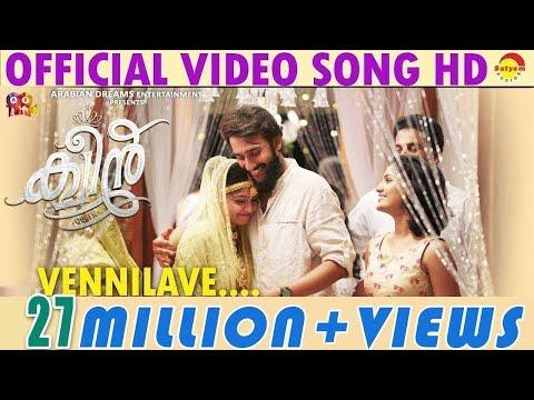 Vennilave Official Song | Queen | Dijo Jose Antony | Jakes Bejoy | Arabian Dreams Entertainment