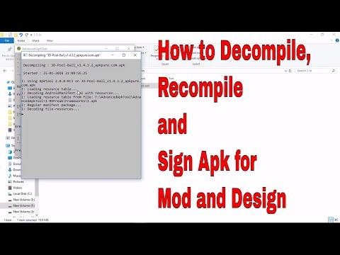 How to build apktool -