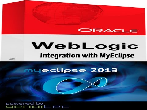 How to Integrate WebLogic 8.1 Server with MyEclipse IDE