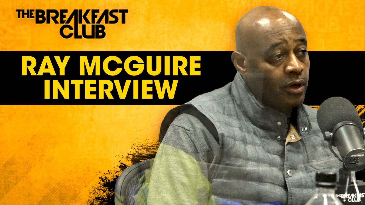 Ray McGuire On NYC Mayoral Run, Community Policing Plan, Infrastructure, Jobs, Public Arts + More