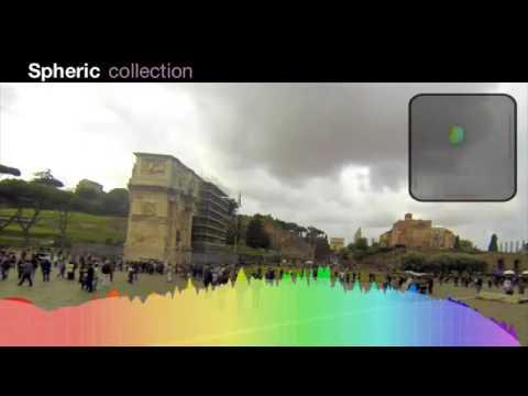 City Plaza Ambisonics Sound Effects Library
