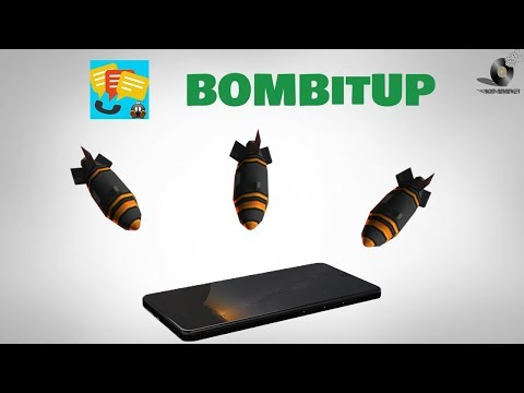 Send or Bomb your friend with Multiple anonymous messages or Calls using BOMBitUP