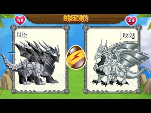 NEW BREEDING: Double Metal Dragon & New Metal Dragon [EXCLUSIVE BREEDING]