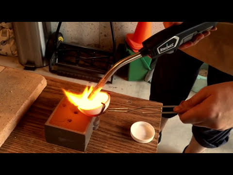 Bronze Casting With Delft Clay