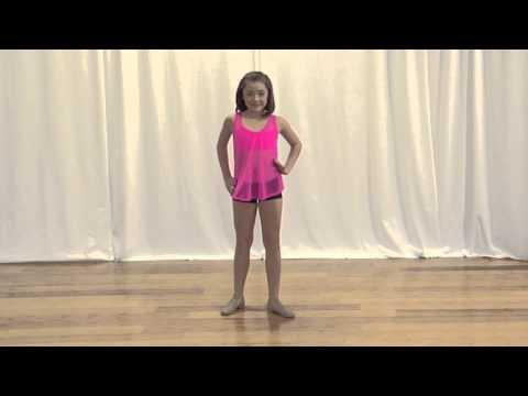 Natalie Child Power Mesh Tie Back Tank Top - N8661C