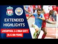 Liverpool 1 1 Man City 4 5 On Pens Jesus amp Bravo Shine In Shoot Out FA Community Shield