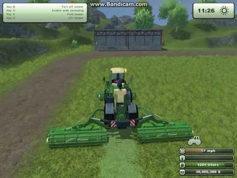 how to make hay on farmingsimulator 2013
