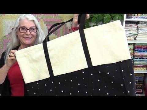 X-Large Sturdy Tote Bag