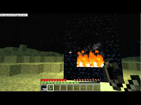 Minecraft       How to get out of the End! (without dieing or defeating the EnderDragon!)