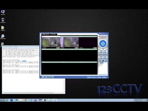 Using multiple wireless ip cameras with free ip camera software