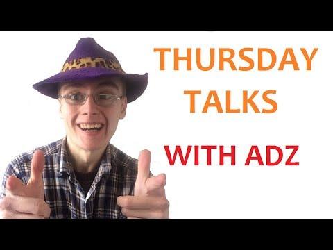Thursday Talks Episode 115: Random Questions & Chat