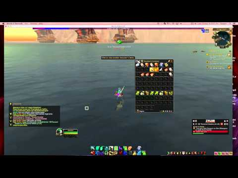 how to install wow addons (bagnon) mac