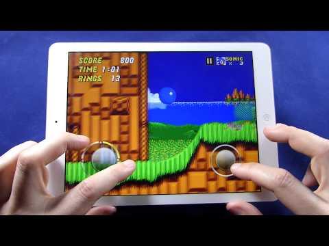 Sonic The Hedgehog 2 (iOS, Jump'n Run), iTouchandPLAY.de