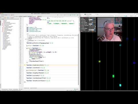 Harmonic Explorer Code Walkthrough